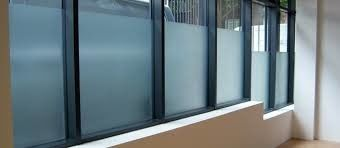 Privacy Static One Way Window Film Tint , Home / Office One Way Mirror Window Film