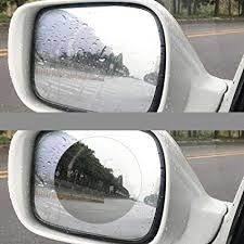 Clear Anti Fog Fog Film Roll, Hydrophobic Mirror Cling Window Film nhà cung cấp
